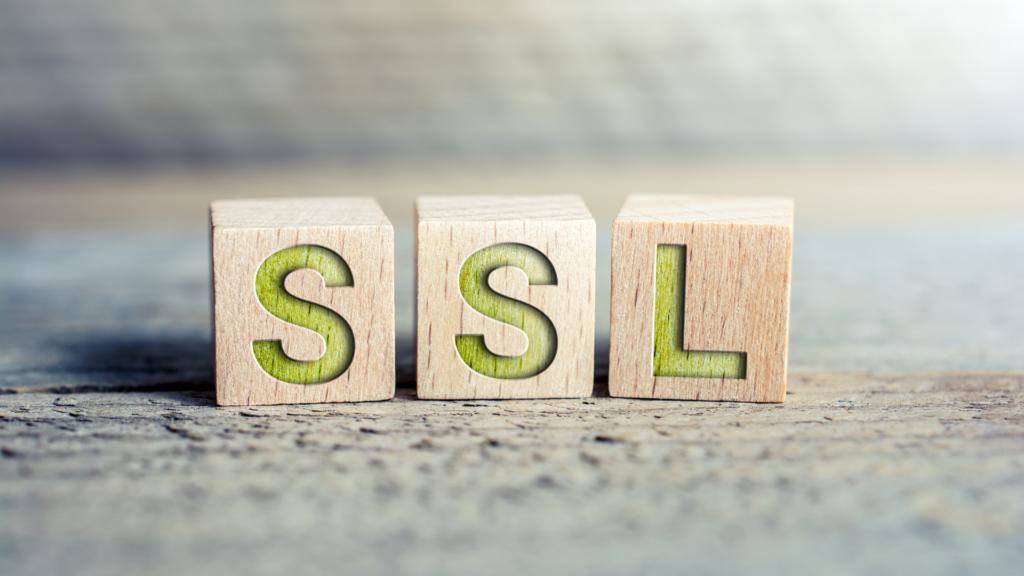 certificado ssl para pagina web